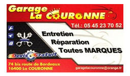 Garage La Couronne