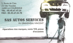 SAS AUTOS SERVICES