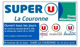 Super U La Couronne