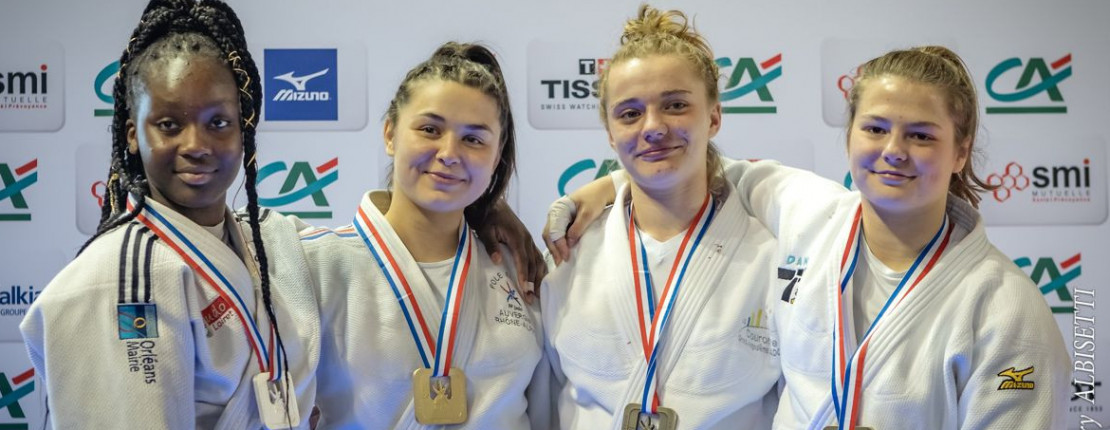 Championnat de France Cadet - 14 avril