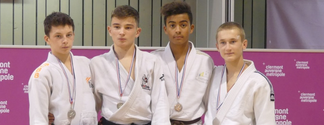 Tournoi National Cadet de Clermont-Ferrand - 28 oct