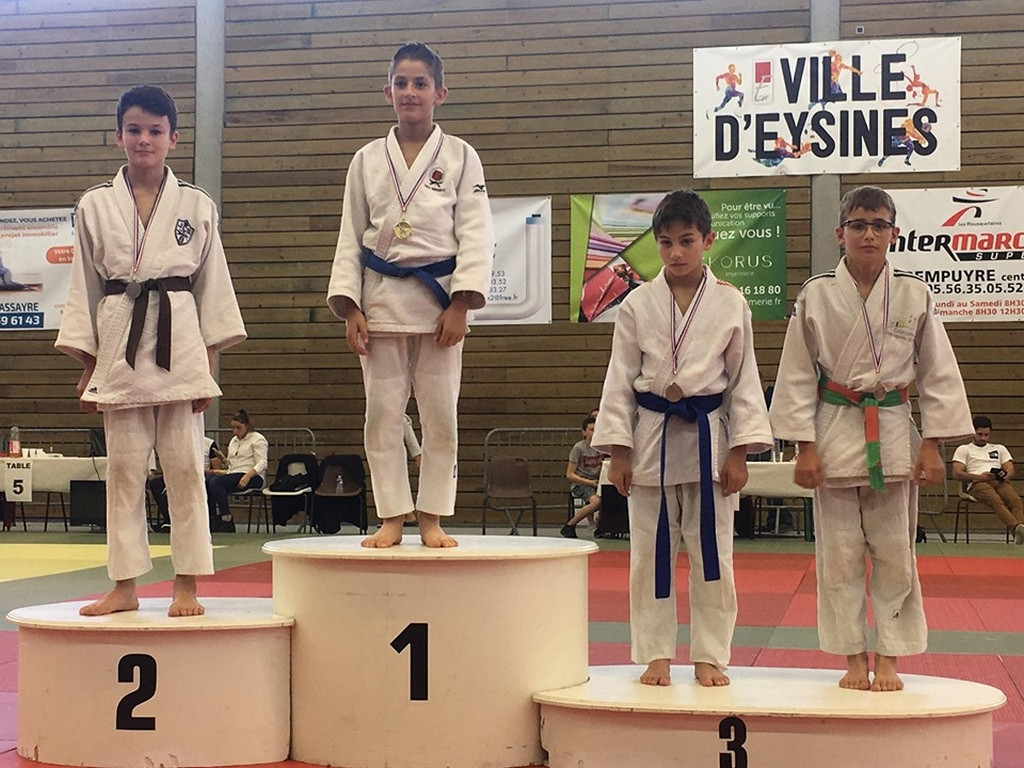 TOURNOI NATIONAL MINIME D'EYSINES