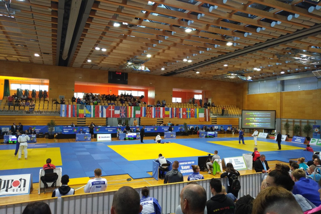 European Cup Cadette de Slovénie et Training Camp