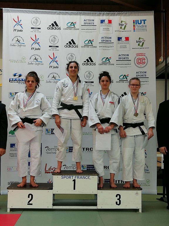 Demi-Finale Championnat de France Junior